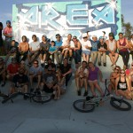 Area 43 Ramp Jam group shot.
