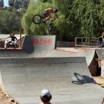 Matt Roe kick out Area 43 2013