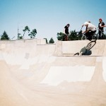 Joe Oshman // Florence, OR Skatepark // Boicott Weekend 2014