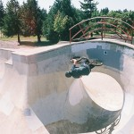 Mark Rainha // Florence, OR Skatepark // Boicott BMX Weekend 2014