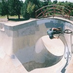 Mark Rainha // Florence, OR Skatepark // Boicott Weekend 2014
