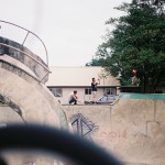 Matty Aquizap // Reedsport, OR Skatepark // Boicott Weekend 2014