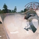 Matty Aquizap // Florence, OR Skatepark // Boicott Weekend 2014