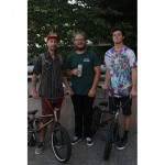 Tyler Short, Nick Vergillo and Hobie Post // 2014 Portland Dew Tour