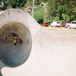 Mark Rainha // Coos Bay, OR Skatepark // Boicott Weekend 2014