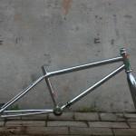 1984 GHP Frame at BMX Museum Portland