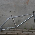 1987 Zeronine Ultra Frame at BMX Museum Portland