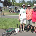 Brett Hadley // James-McGrath // Joe Loumena // Enjoy The Trick // At the Goods BMX & BMX Museum // 2014 SOS Classic