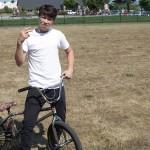 Draven Wheeland // At the Goods BMX & BMX Museum // 2014 SOS Classic