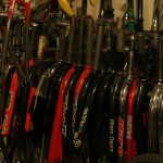 Forks at BMX Museum Portland