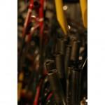 Fork Steer Tubes at BMX Museum Portland