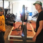 Eddie from 50/50 BMX & Clint-Reynolds // Redbull Dreamline 2014