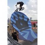 Dennis Enarson // Over Toothpick // Texas Toast BMX Jam 2014