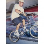 Pete Kearney // Feeble Grind // January 1991 // BMX Plus