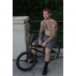 Travis Lyons // Texas Toast BMX Jam 2014