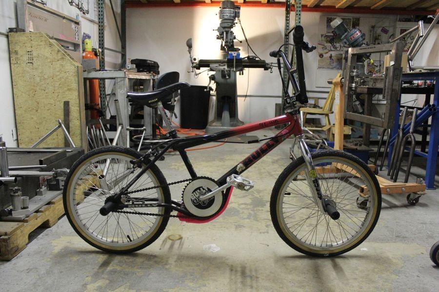 Brad Hodges 1989 Bully Bashgaurd Bike
