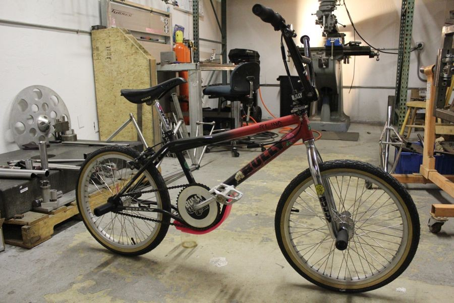 Bully Bashgaurd Bike 4