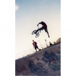 Basic Bikes Team Rider Dave Osato //One-Footer