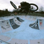 Carl Arnett // Tabletop // Hastings Skatepark // Vancouver, BC // By Shad Johnson