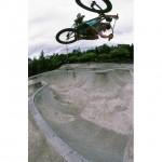 Evan Lane // Bermslider // West Linn Skatepark // West Linn, OR // By Shad Johnson