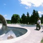 St Johns Skatepark // Fullpipe // Portland, OR // By Shad Johnson