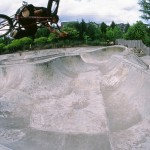 Pauly Cvikevich // Tabletop // West Linn Skatepark // West Linn, OR // By Shad Johnson
