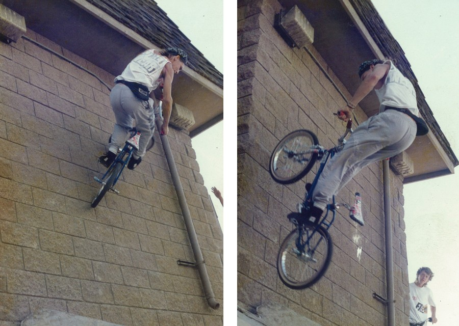 Randy Lawrence // Wall Riding