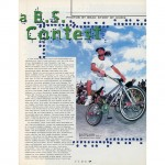 Jason Brown // 1995 Hoffman OKC BS Contest // Ride BMX Issue 19 // Photo: Brad McDonald