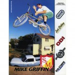 Mike Griffin // Barspin // S&M Bikes Ad // Ride BMX Issue 19 // Photo: Brad McDonald