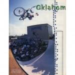 Stuart King // Tobagan // 1995 Hoffman OKC BS Contest // Ride BMX Issue 19 // Photo: Brad McDonald