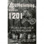 Colin Winkleman // Scum Clothing 1201 Ad // Photo: Chris Hallman // Ride BMX Issue 19
