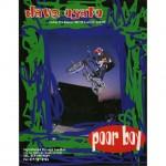 Dave Osato // Barspin // Poor Boy Ad // Ride BMX // Issue 19
