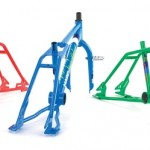 Haro // 1985 Tribute Frames