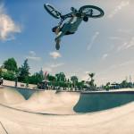 DMC // Dennis McCoy // Can-Can Air // 2015 King of Skatepark Jam // Photo: Colin Mackay