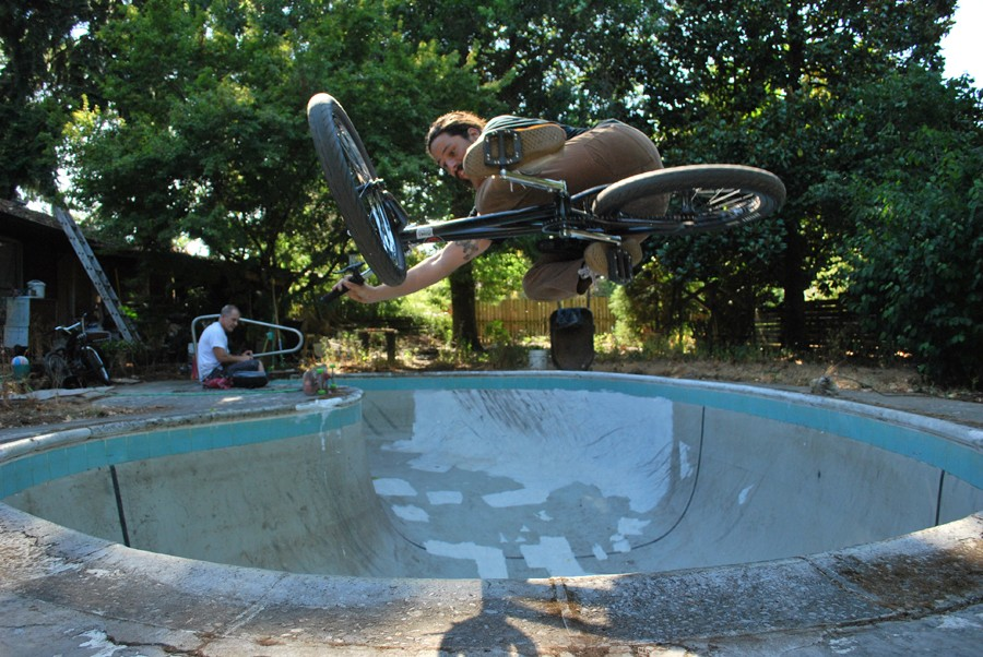 Dirt Ron // Pool Tabletop