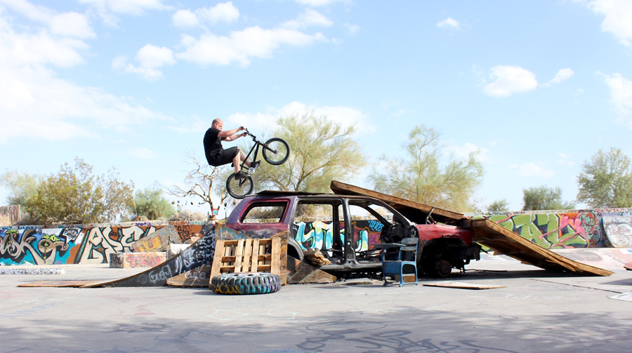 Keith Treanor // Abubaca // Slab City