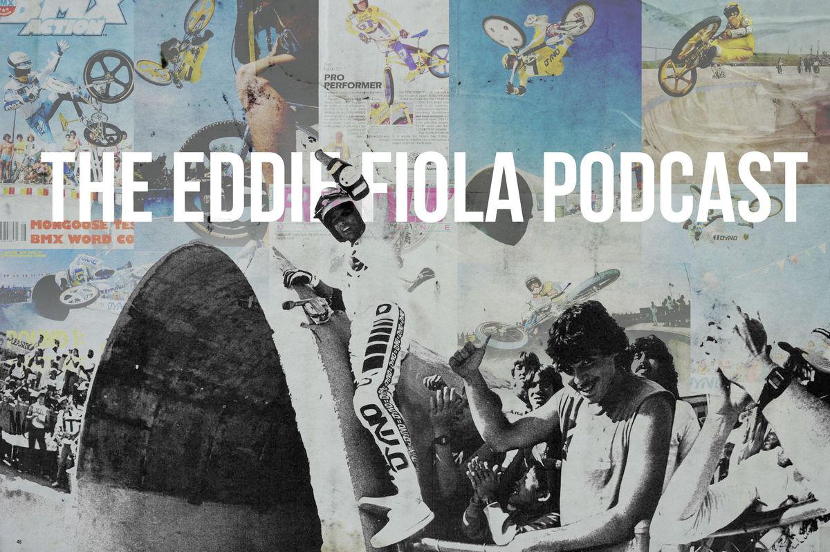Eddie Fiola // Podcast // Dig BMX // Snakebite