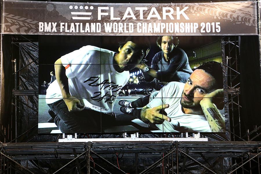 Flat Ark 2015