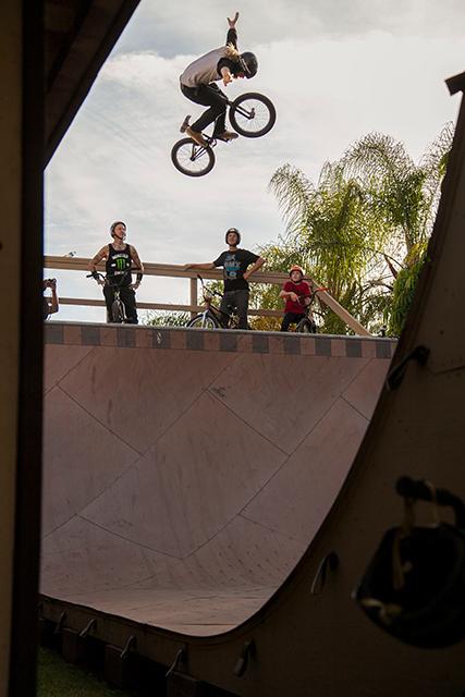 Rickey Moseley // Tuck No-Hander // Photo: Matt Cordova