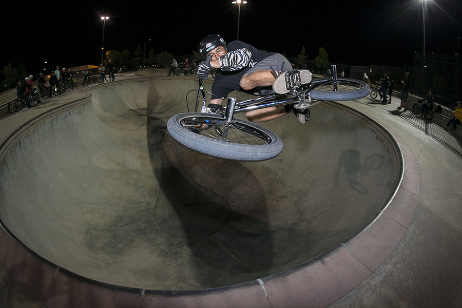 Xavier Mendez // Air 2015 // Photo: Matt Cordova