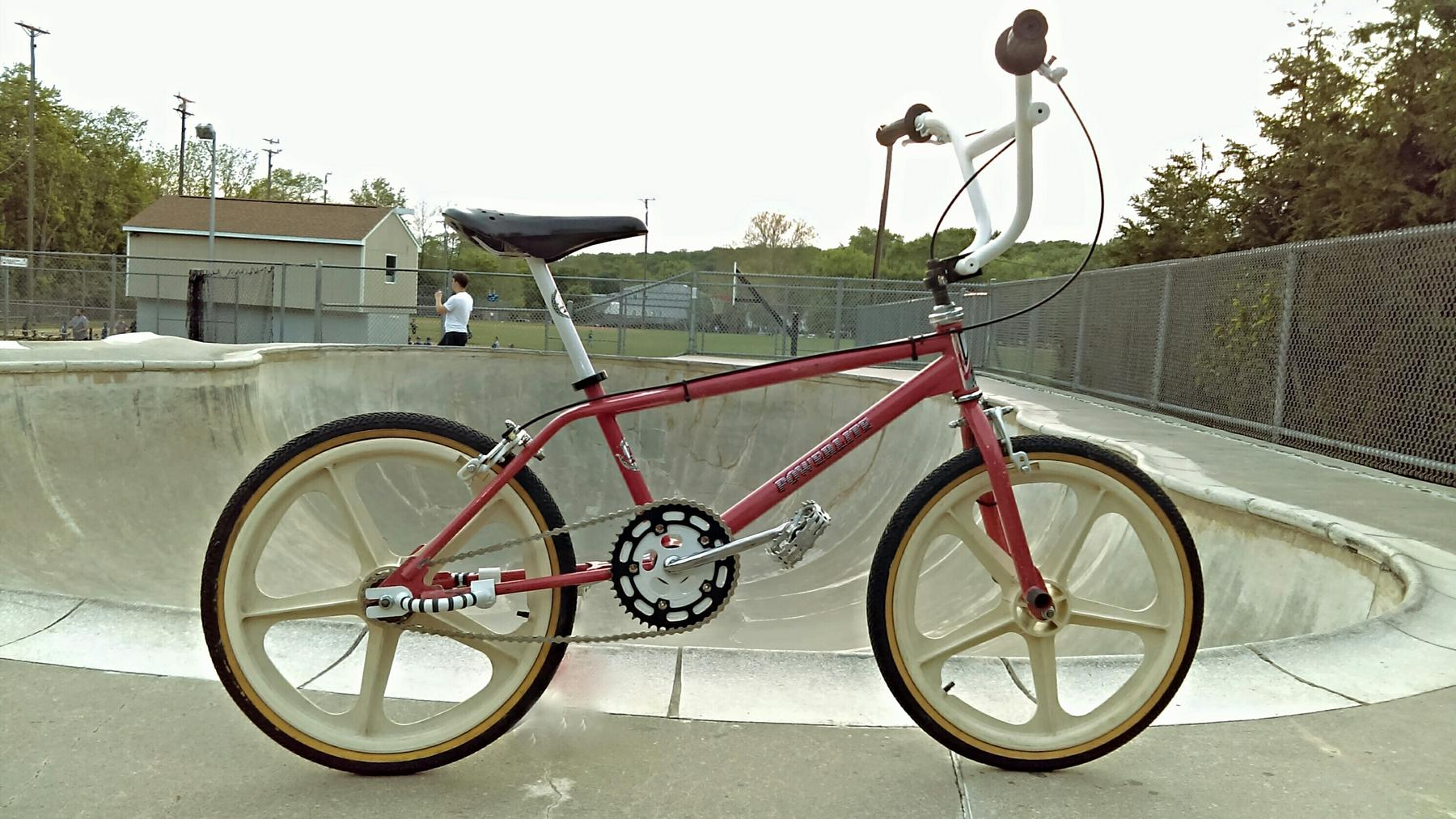 1984 // Powerlite // Freestyle // BMX Museum