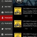 DIG BMX APP