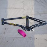 Rooftop's // United Bikes // Caveman // Bash Guard Frame