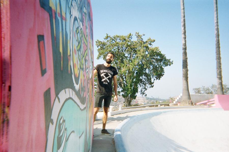 Andrew Lazaruk // Wallride // Rooftops Pool Party