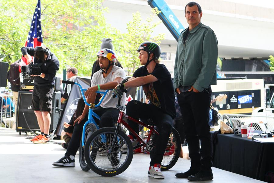 MAT - Bosie Riders