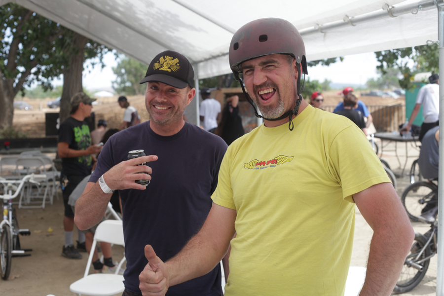 Sean Emery & Matt Beringer // S&M Bikes 30th Anniversary Party