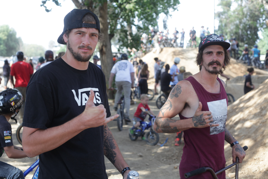 Kyle Harris & Chris Akin // S&M Bikes 30th Anniversary Party