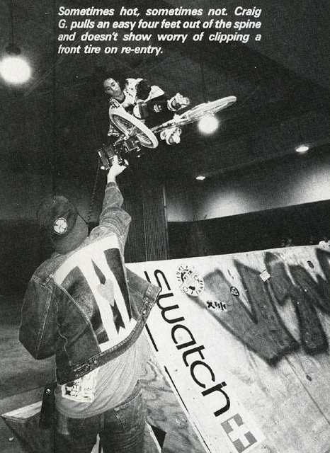 Craig Grasso // Tabletop // 2hip Meet The Street // Salem, OR // 1989