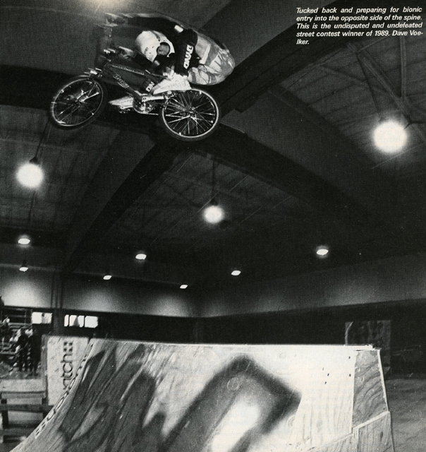 Dave Voelker // Tuck // 2hip Meet The Street // Salem, OR // 1989