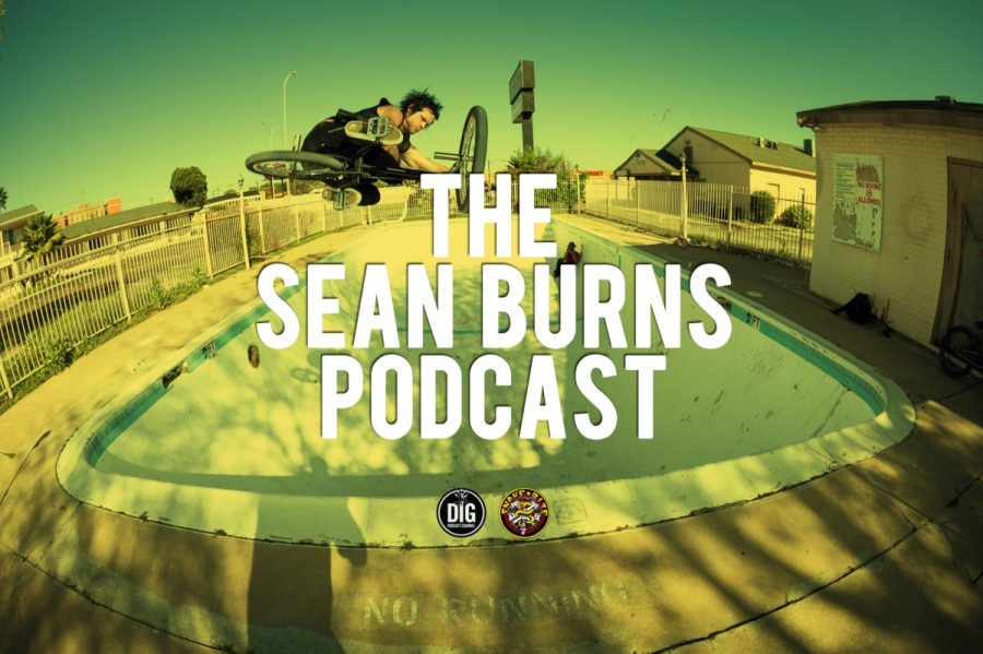 Snakebite BMX // Dig BMX // Sean Burns // Podcast